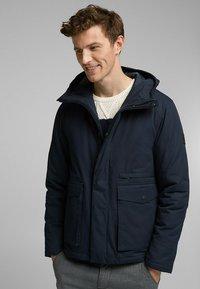 Esprit - Winter jacket - dark blue - 0