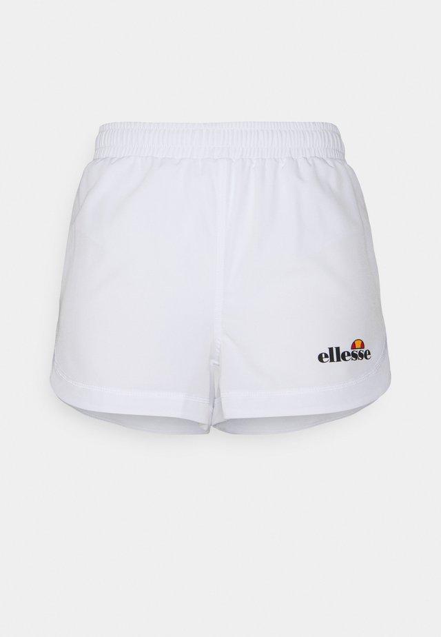 OTTAGGI SHORT - Korte broeken - white