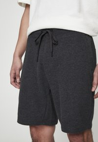 PULL&BEAR - Shorts - dark grey - 3