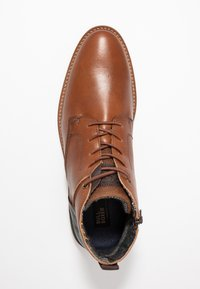 Bullboxer - Lace-up ankle boots - cognac - 1
