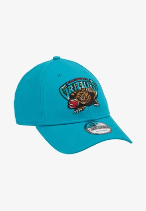 NBA MEMPHIS GRIZZLIES HARDWOOD CLASSICS NIGHTS SERIES FORTY  - Czapka z daszkiem - mottled teal