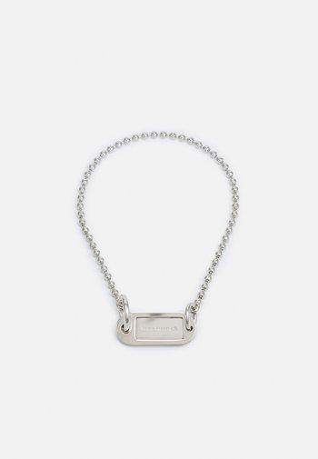 COLLANA - Necklace - palladium