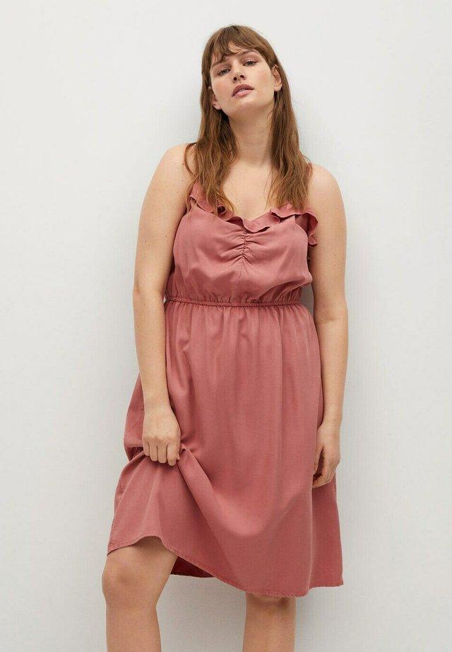 LAURENT - Sukienka letnia - rosa