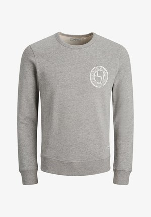 KLASSISCHES - Sweatshirts - light grey melange