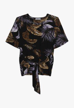 KICKI  - T-shirt print - lilac breeze