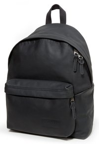 Eastpak - PADDED PAK'R/MARCH SEASONAL COLORS - Zaino - black ink leather - 3