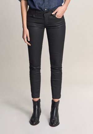 PUSH UP - Slim fit jeans - black