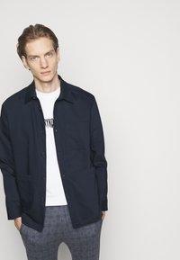 DRYKORN - LAWEE - Summer jacket - dark blue - 3