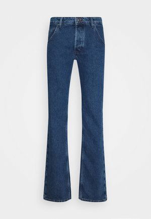 MICHIGAN - Straight leg jeans - blue denim