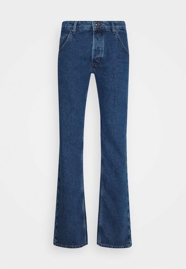 MICHIGAN - Jeans Straight Leg - blue denim