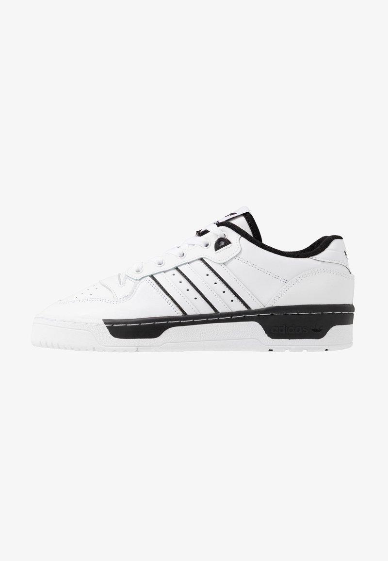 adidas Originals - RIVALRY - Trainers - footwear white/core black