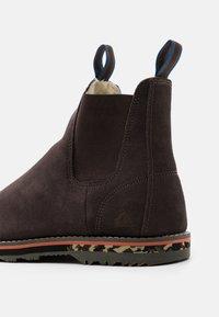 Quiksilver - BOGAN - Winter boots - brown/black - 5