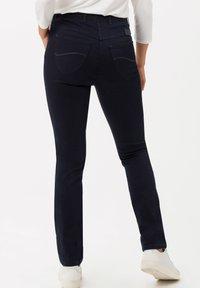 BRAX - STYLE LAVINA - Slim fit jeans - dark blue - 1