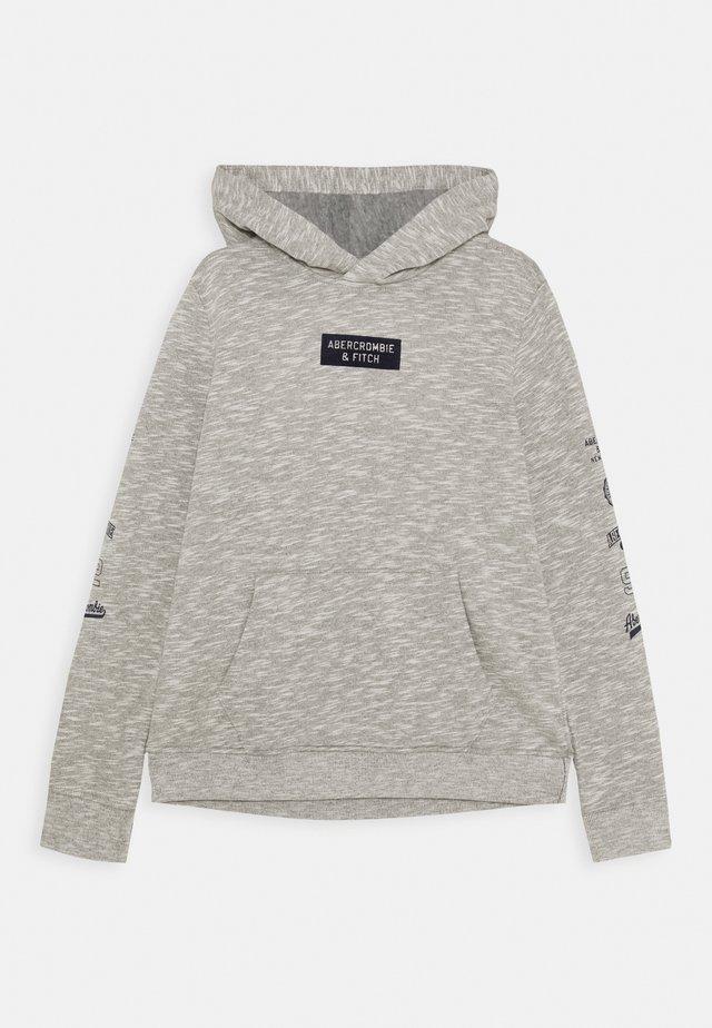 LOGO - Hoodie - grey