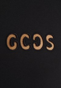 GCDS - CROP TEE - T-shirt basique - black - 7