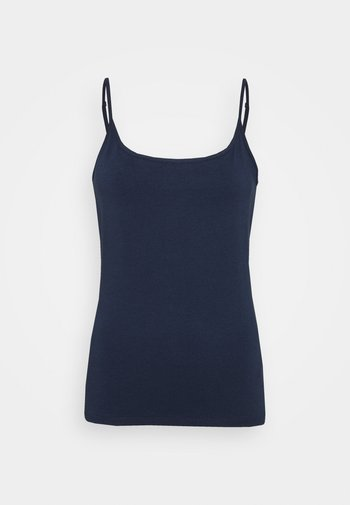 CAMI - Topper - dark blue