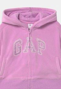 GAP - TODDLER GIRL - Fleecová bunda - purple rose - 2