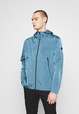 WAXED - Windbreaker - blue