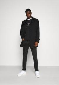 Calvin Klein - Longsleeve - black - 1