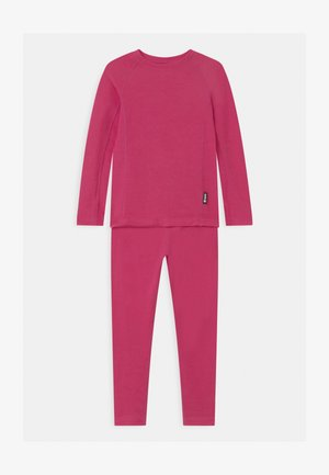 THERMAL TAITOA UNISEX - Underwear set - raspberrypink