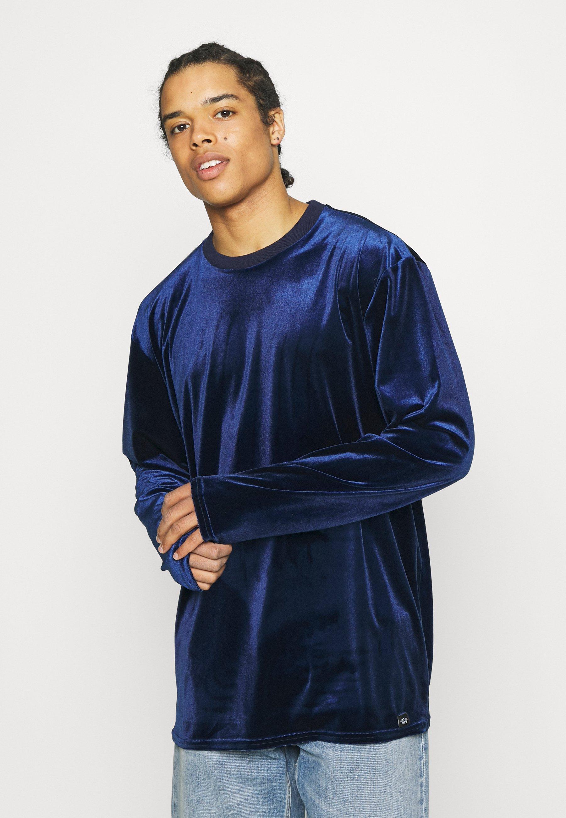Homme LOGO LONGSLEEVE - Sweatshirt