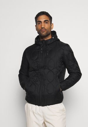 JCOGLOW JACKET - Down jacket - black
