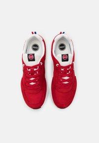 Colmar Originals - TRAVIS X-1 BOLD - Sneakers laag - red - 3