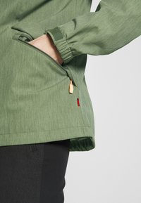 Vaude - ROSEMOOR - Hardshell jacket - cedar wood - 5