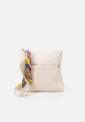 BOLS ALESSIA MIAMI - Across body bag - crudo beige