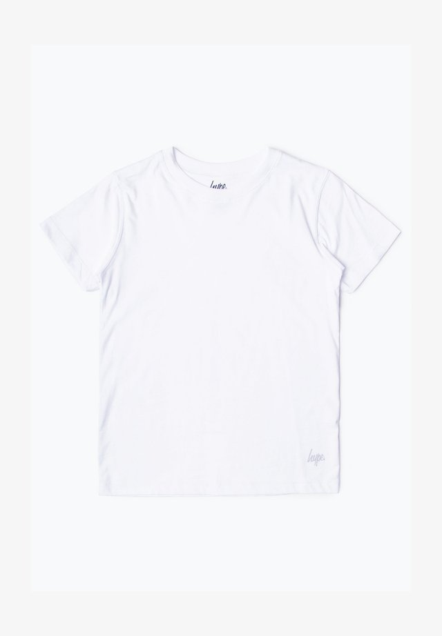 3PACK - T-shirts basic - white