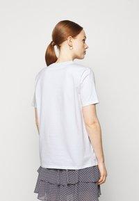 MICHAEL Michael Kors - LOGO - Print T-shirt - white - 2