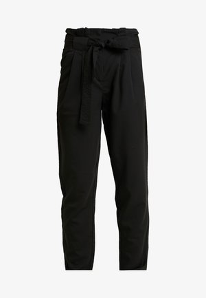 YASTUDOR PANT - Trousers - black