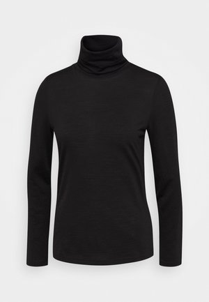 EYRUN - Long sleeved top - black