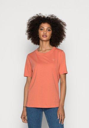 HIGH  - Basic T-shirt - blush