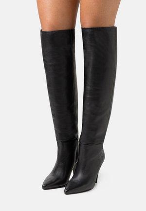 TUCAN - Stivali con i tacchi - black