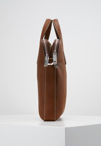 BOSS - CROSSTOWN  ZIPS - Briefcase - light pastel brown - 3