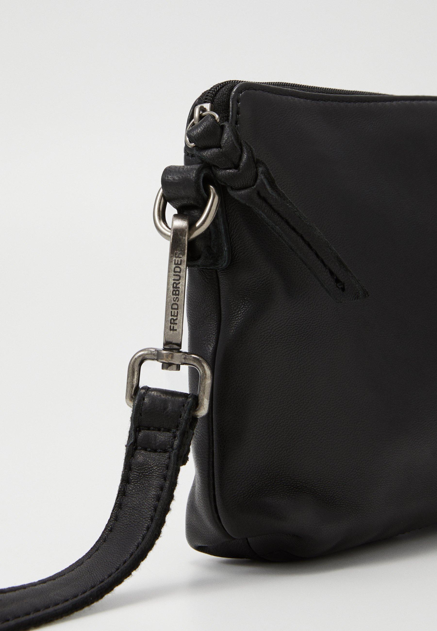 Recommend Fashion Style Accessories FREDsBRUDER SUNNY Across body bag black uZuK9i0HT vZK9GTxbN