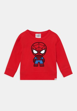 BOY CREW - Sweatshirt - pure red