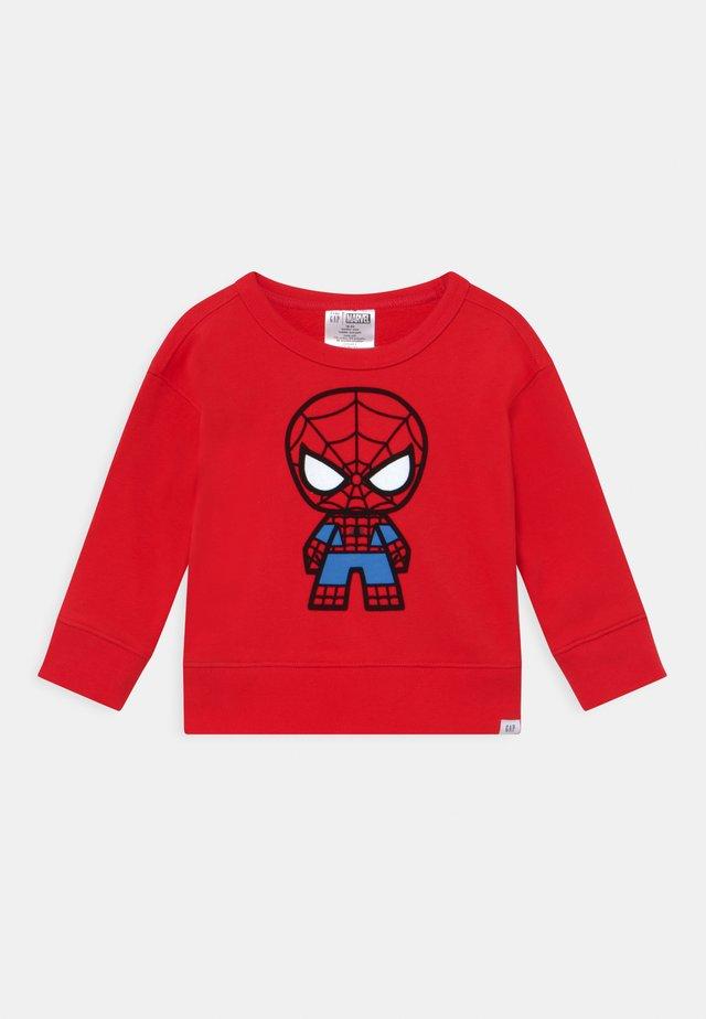 BOY CREW - Sweatshirt - pure red