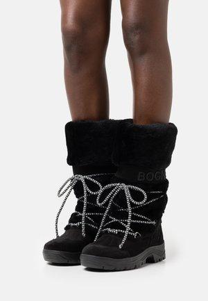 ALTA BADIA - Zimní obuv - black