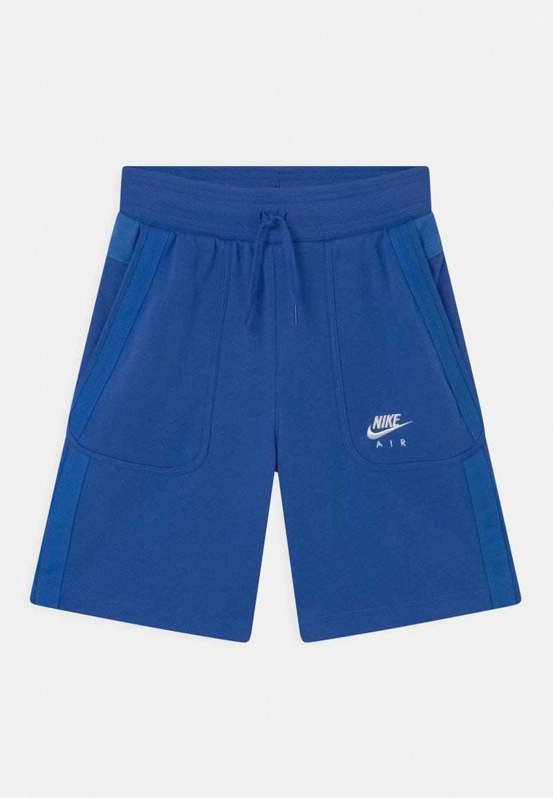 Nike Sportswear - AIR - Shorts - game royal/signal blue/white