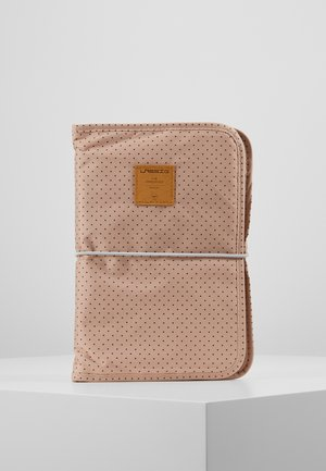 CHANGING POUCH - Baby changing bag - dots rose