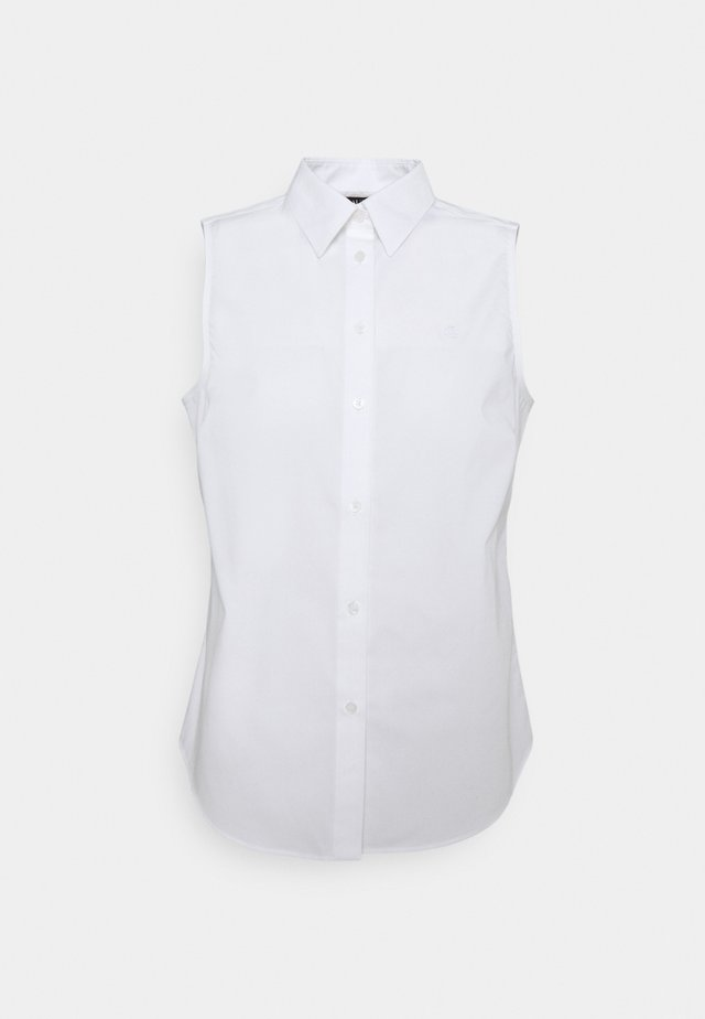 AKUNA SLEEVELESS - Chemisier - white