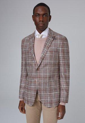 Suit jacket - tortoise shell