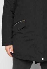 Evans - Winter coat - black - 6