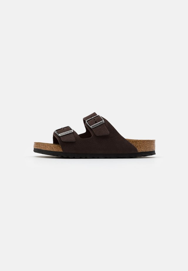 ARIZONA - Slippers - soft brown