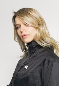 Helly Hansen - LOKE JACKET - Hardshell jacket - black - 4
