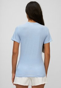 Marc O'Polo DENIM - Print T-shirt - multi/intense blue - 2