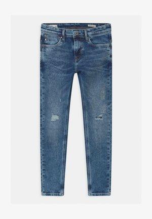 NICKELS - Jeans Skinny Fit - denim