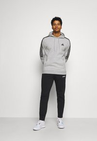 adidas Performance - CUT - Sweat à capuche - grey/black - 1